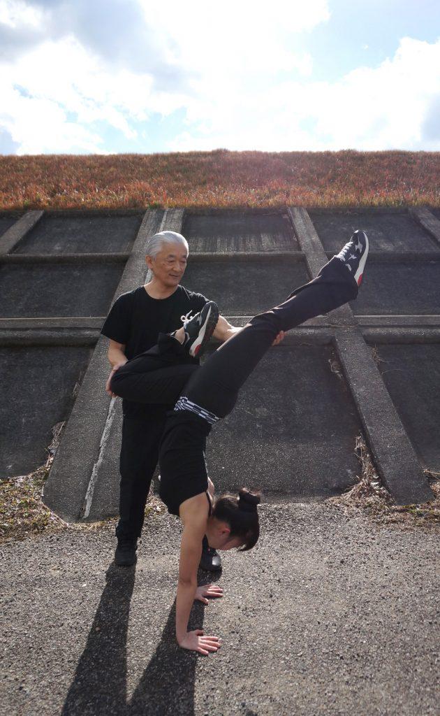 Laxmi YOGA 岡田先生