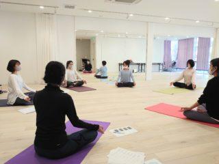 瞑想 ヨガ 名古屋